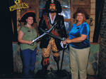 At Pirate's Dinner Adventure