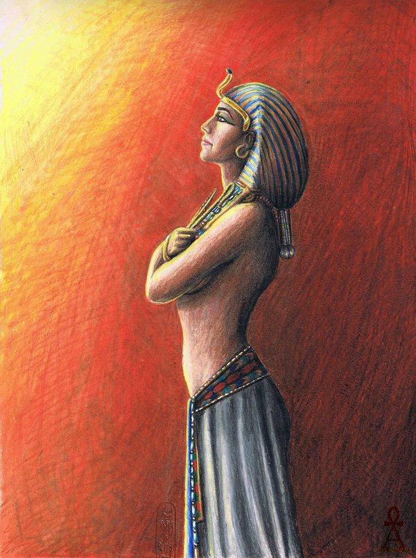 The Pharoah of Egypt by MyWorld1