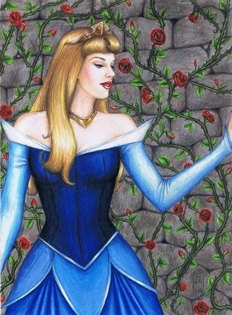 Princess Aurora by MyWorld1