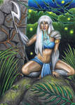 Huntress Of Atlantis