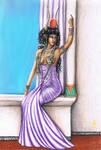 Hathor Relaxing