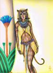 Bastet, Cat Goddess
