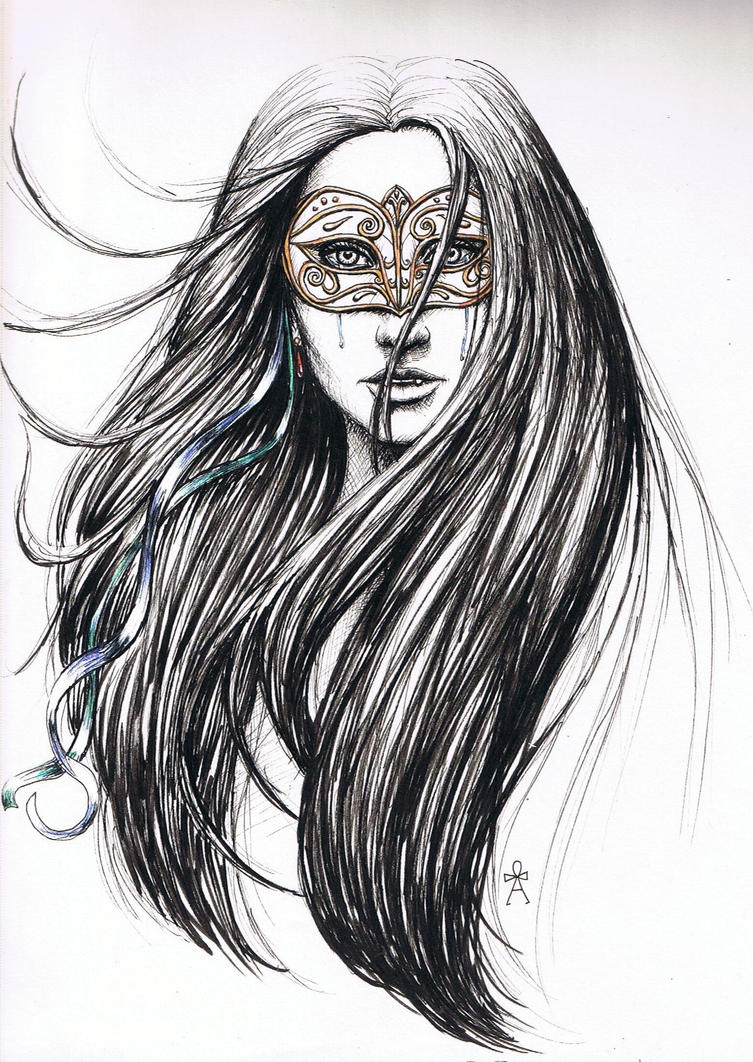 My Mask by MyWorld1