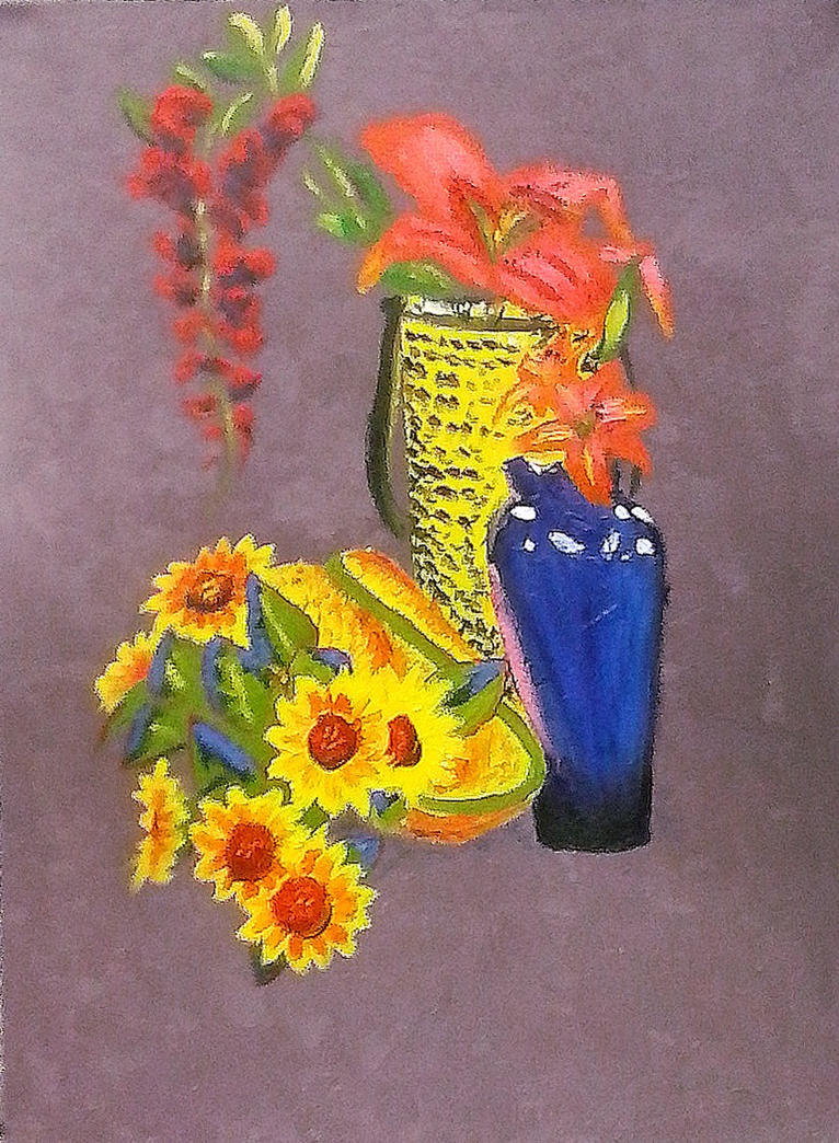 Fauvism Painting by MyWorld1