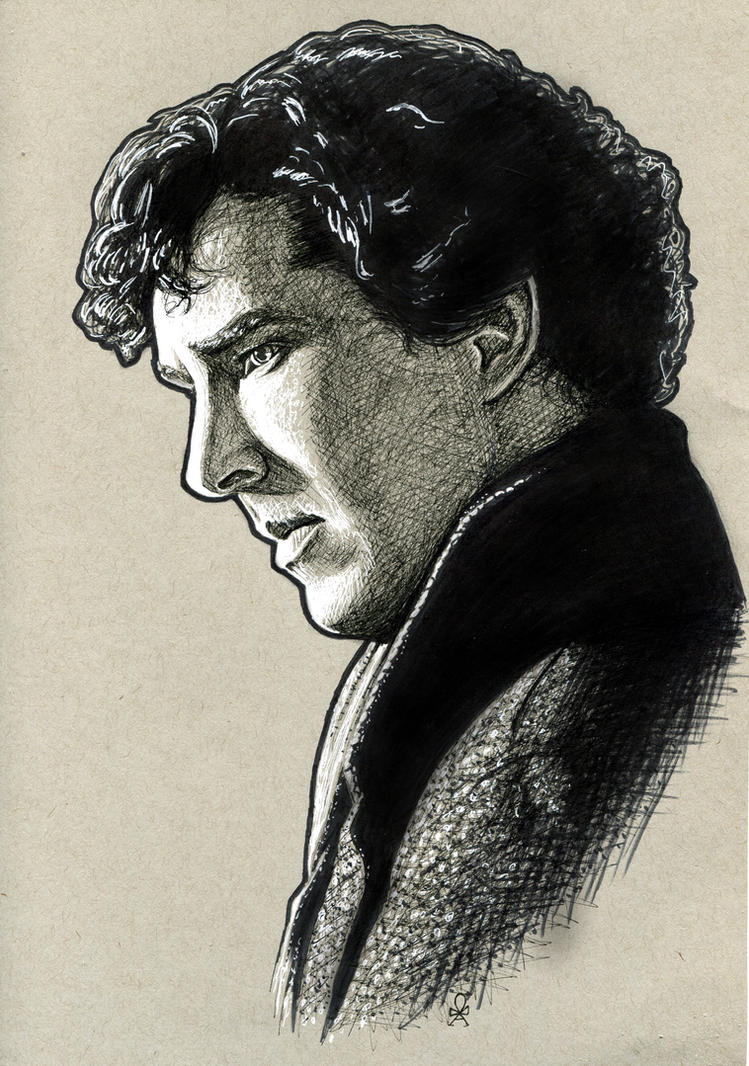 Mr. Holmes by MyWorld1