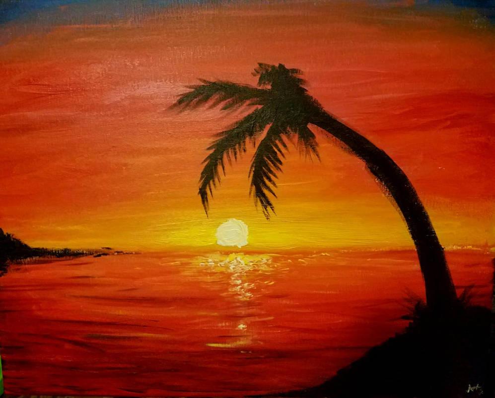 Sunset by MyWorld1
