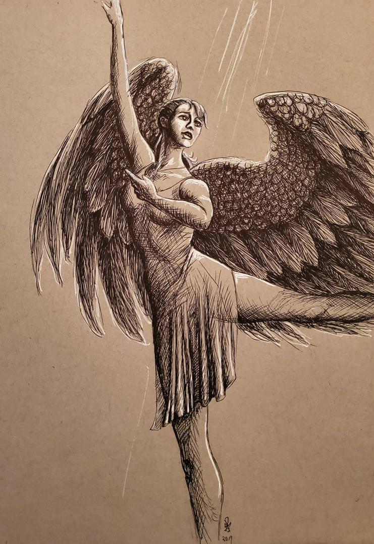 Dancing Angel