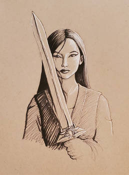 Mulan - Six Fan Arts Challenge