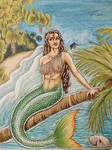 Mermaid of the Treasure Coast - MerMay2021