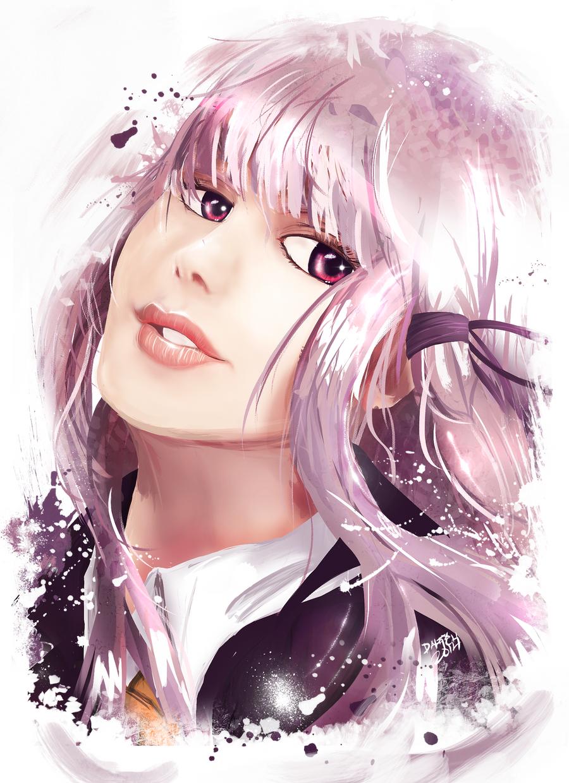 Kyouko Kirigiri Re by dalex12