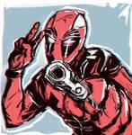 Deadpool by dalex12