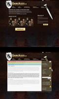 DarkAges webgame