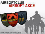 airsoft event logotype