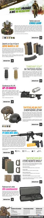 AirsoftMorava newsletter #5