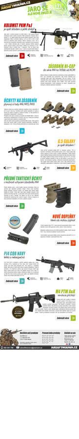AirsoftMorava newsletter #7