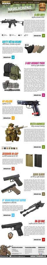 AirsoftMorava newsletter #8