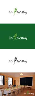 logotype hotel Pod Akaty