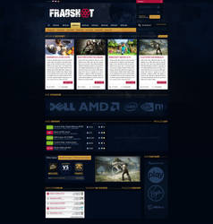 GameLeague portal