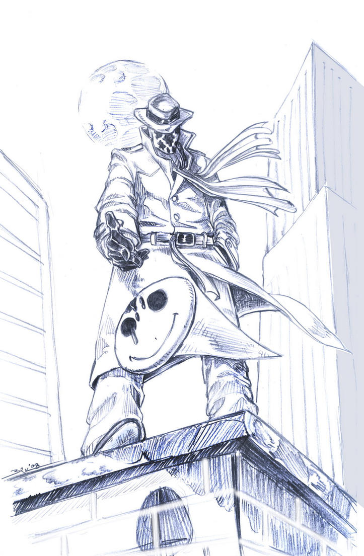 Rorschach by Daequitas