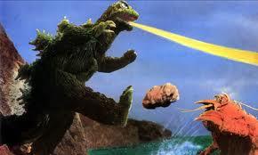 Godzilla vs the sea monster by ultimategodzilla