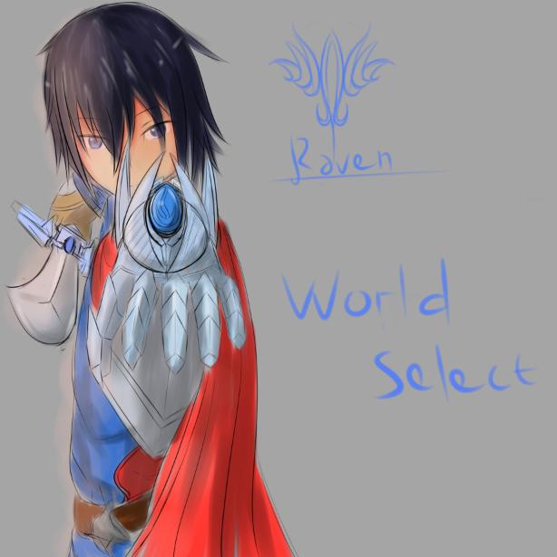 [Novel] World Select Raven_number_4_by_x_ryuu-d9tt6ka