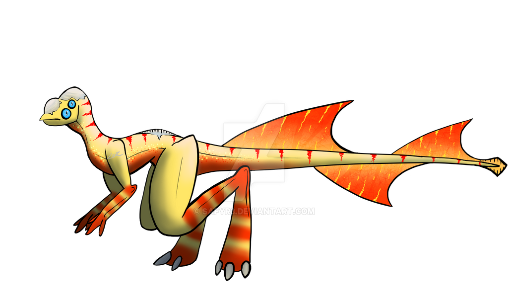 A Creature From Dwalahai by Safyr3