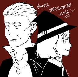 Halloween Whouffaldi by MsRandom1401