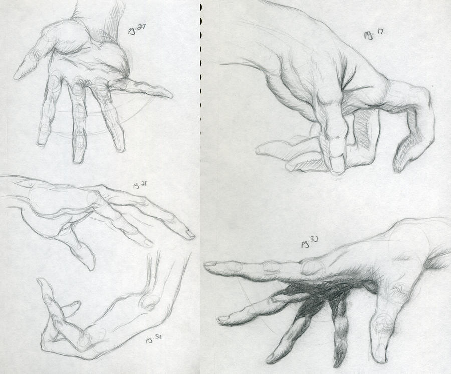 drawing hands practice by myoneandonly on deviantart