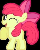 Apple Bloom - Like Big Sister by Creshosk