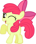 Apple Bloom - Like Big Sister
