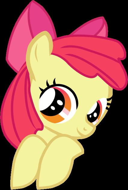Pocket Pony Apple Bloom by Creshosk