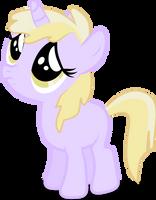 Sad Eyed Dinky Hooves by Creshosk