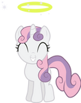 Little Angel Sweetie Belle