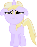 Sad Faced Dinky Hooves