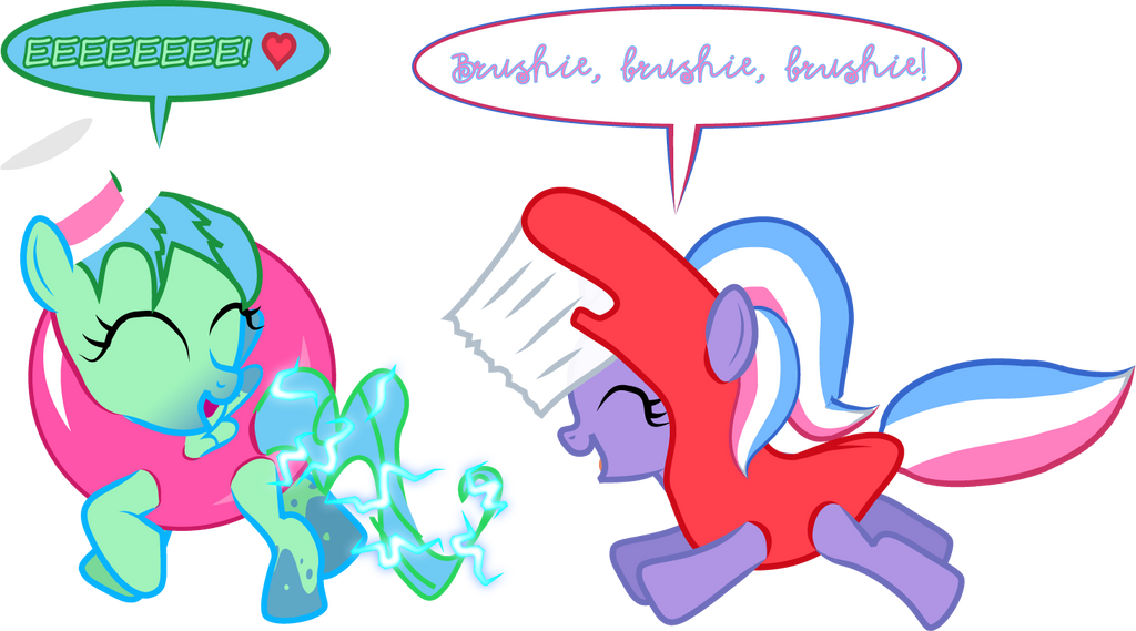 Sugar Candy - Silly Fillies by Creshosk