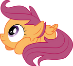 Scootaloo - Scootacower