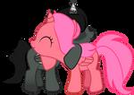 chEIRry - Foal Hug
