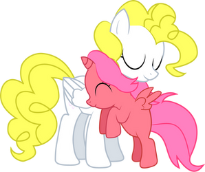 Cherry Surprise - Pony Hug