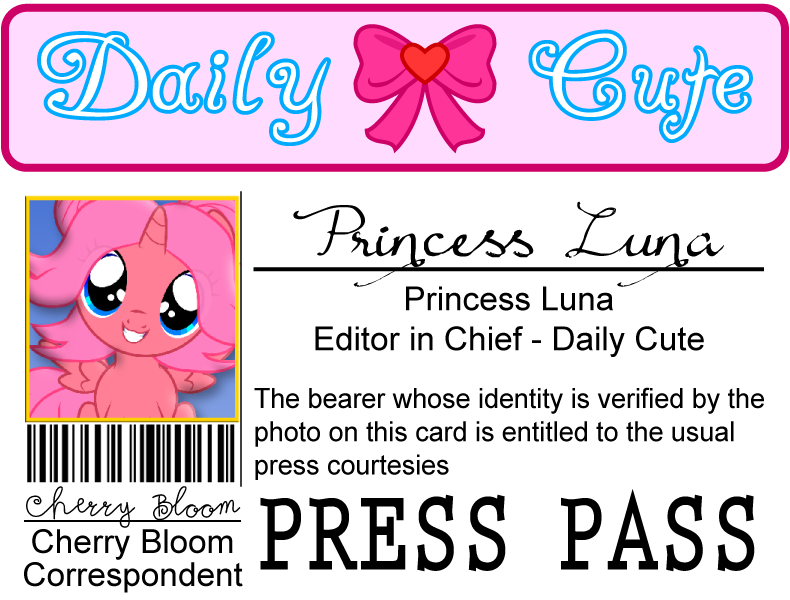 Chery Bloom - Daily Cute Badge by Creshosk