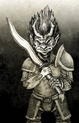 Immuli Warrior
