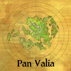 The Continent of Pan Valia
