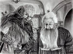 Dwalin and Balin (The Hobbit)