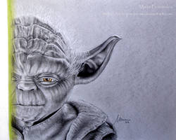 Master Yoda by ochopanteras