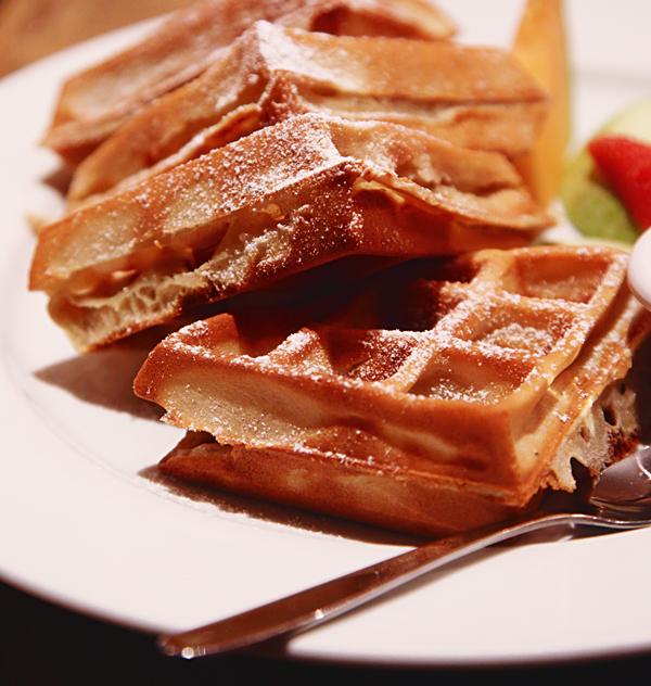 Belgian waffles. 4 by Alhor-Ern