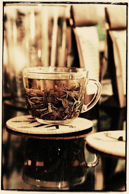 Green tea by Alhor-Ern