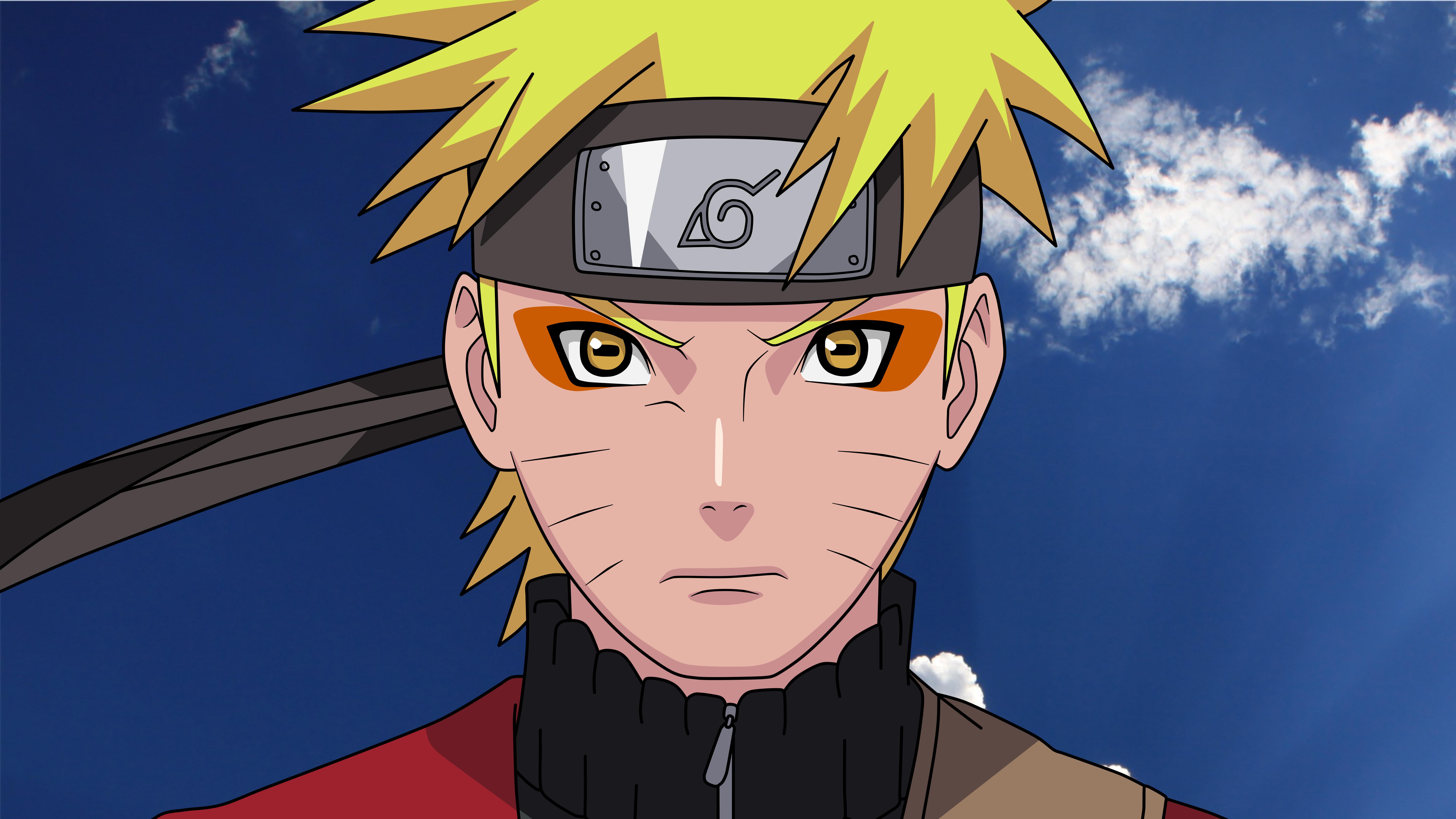 Naruto Uzumaki - Sage ... Naruto Uzumaki Sage Mode Drawing