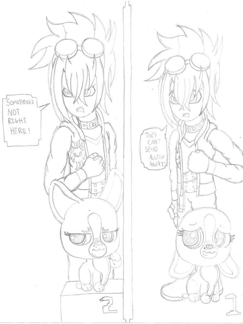 Something doesn't smell right (Sketch) by PiplupSTARSCommander