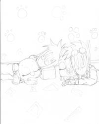 Sleepytime (Sketch) by PiplupSTARSCommander