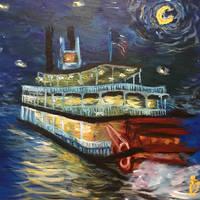Riverboat by FoxandMars