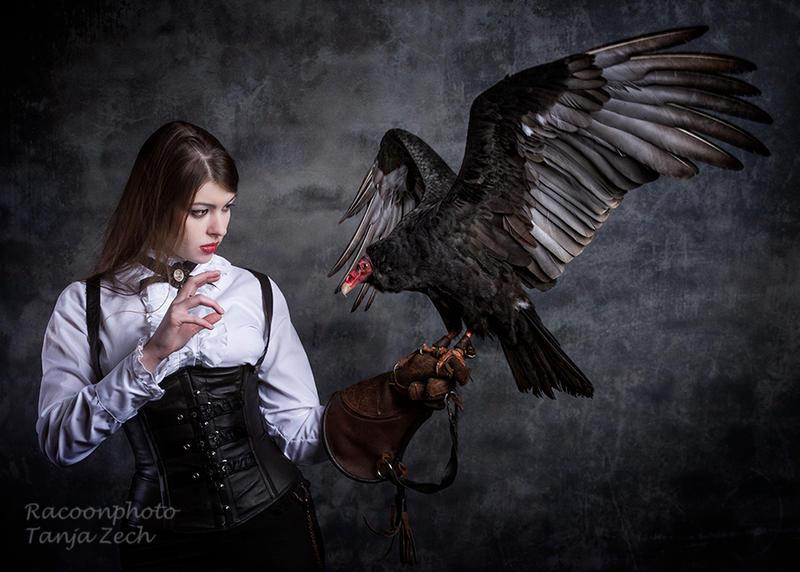 Dark Spell by Mircalla-Tepez